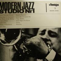 Various - Modern Jazz Studio Nr. 1 (LP)