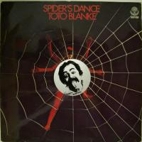 Toto Blanke - Spider\'s Dance (LP)