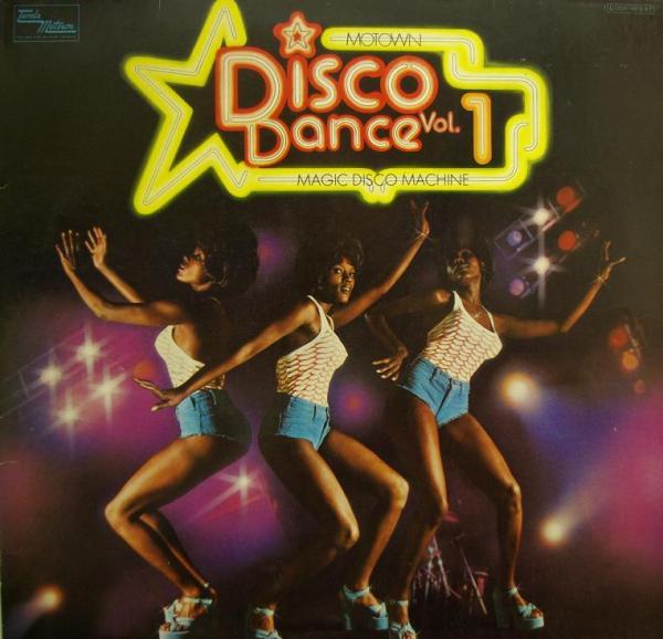 Fagostore Magic Disco Machine Disco Dance Vol 1 Lp