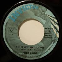 "Freda Payne The Easiest Way To Fall (7"")"