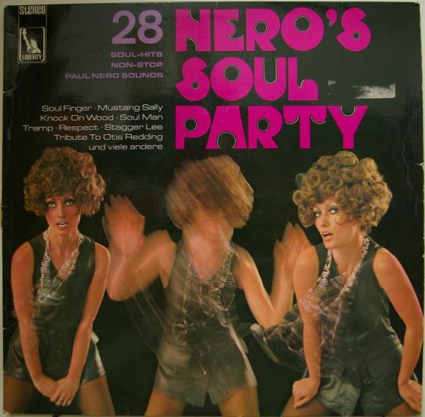 Paul Nero Neros Soul Party