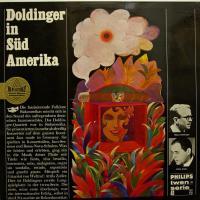 Klaus Doldinger Quartett - In Süd Amerika (LP)