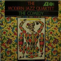 The Modern Jazz Quartet - The Comedy (LP)
