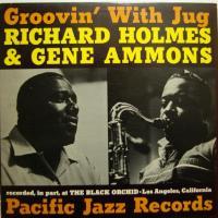 Richard Holmes Gene Ammons Good Vibrations (LP)
