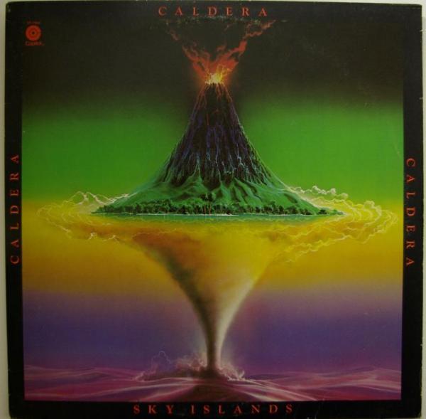 FAGOstore - Caldera - Sky Islands (LP)