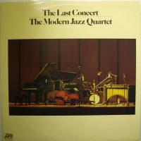 The Modern Jazz Quartet - The Last Concert (LP)