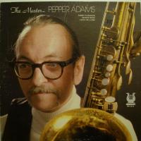Pepper Adams - The Master (LP)