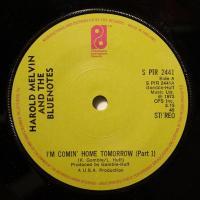 "Harold Melvin I'm Coming Home (7"")"
