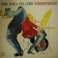 Thad Jones & Mel Lewis - Consummation (LP)