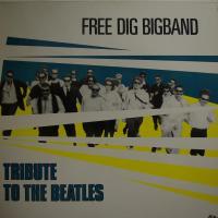 Free Dig Bigband Diamonds In The Sky (LP)