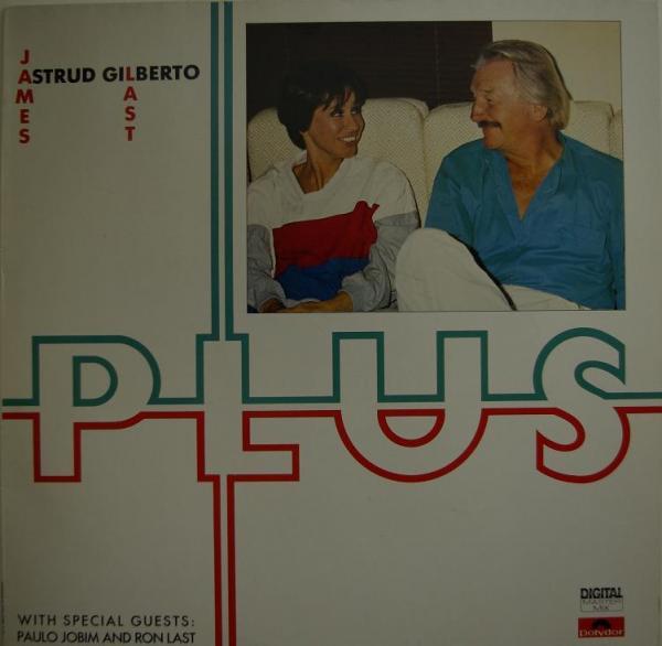 Fagostore James Last Amp Astrud Gilberto Plus Lp